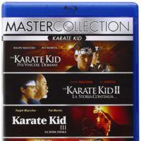 Pack Karate Kid en Blu-ray por 11,73 euros