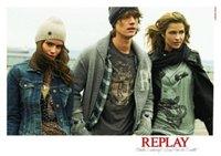 Replay y su campaña para este Otoño-Invierno 2010/2011