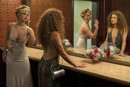 Jennifer Lawrence y Amy Adams
