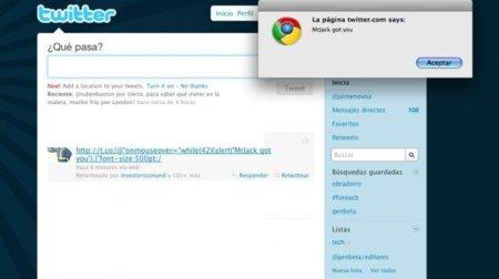 """Un fallo de seguridad en Twitter está provocando un """"pequeño"""" caos en la red social"""