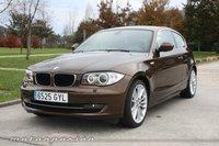 BMW 118d, prueba (exterior e interior)
