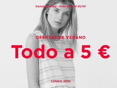 Chollazos en la promo de Mango oulet: Todo por 5 euros