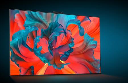Huawei V75 Super y V98: tecnología MiniLED y un gigantesco tamaño para expandir HarmonyOS en televisores