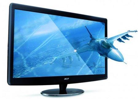Acer HN274H, 27 pulgadas plenas de 3D