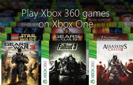Esta semana llega la retrocompatibilidad con Xbox 360 al Xbox One, estos son los juegos compatibles