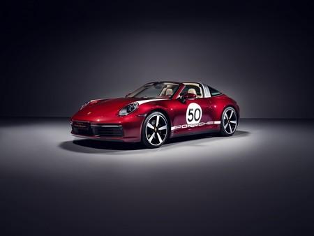 Porsche 911 Targa 4S Heritage Design: una exquisita edición limitada a 992 unidades y precio de 9 MDP