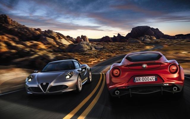 Foto de Alfa Romeo 4C llegará a México en 2014 (19/21)