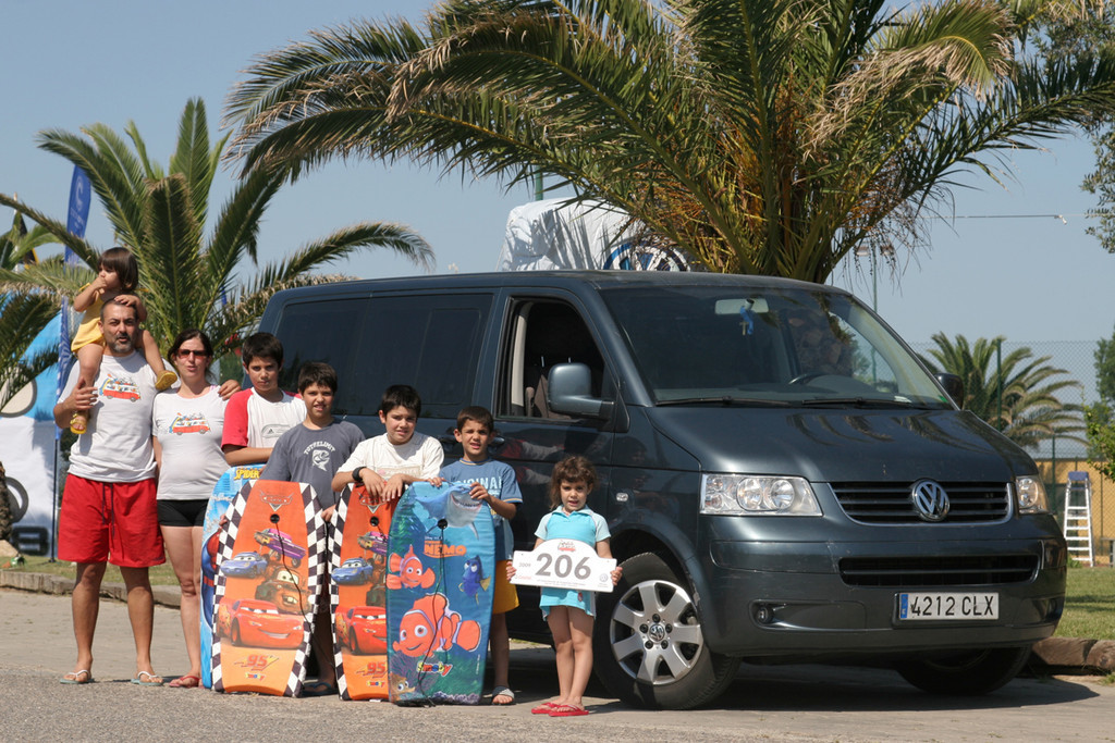 Foto de Concentración Furgonetas Volkswagen (6/7)