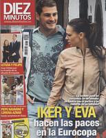 Iker Casillas y Eva González juntos de nuevo