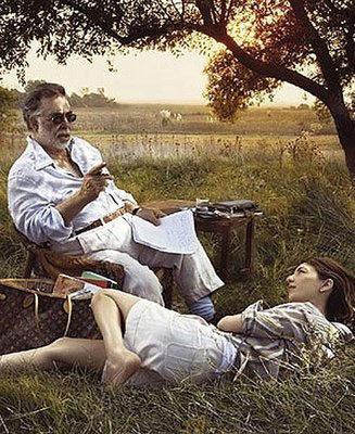 El anuncio de los Coppola para Louis Vuitton
