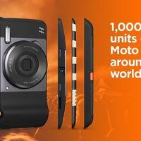 Un millón de Moto Z vendidos para un Lenovo que vende menos móviles que el año pasado