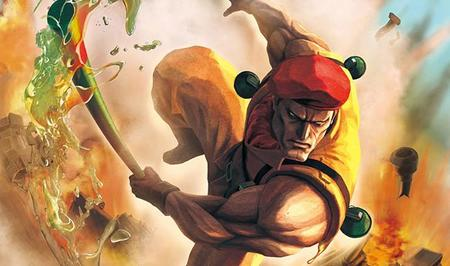 Ultra Street Fighter IV presenta a Rolento