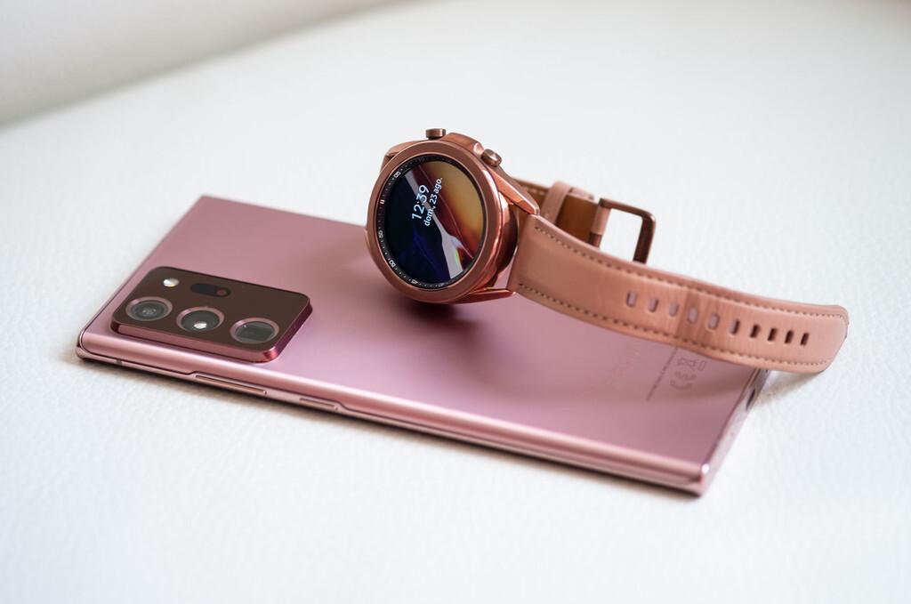 El Samsung Galaxy Watch 3 se prepara para la llegada del electrocardiograma: la función llegará pronto a España