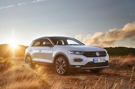 Volkswagen anuncia un futuro T-Roc descapotable: el primer SUV cabrio de la marca
