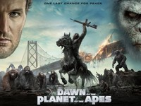 'El amanecer del planeta de los simios', la película