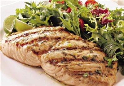 Pescado azul, fundamental en la dieta de la embarazada