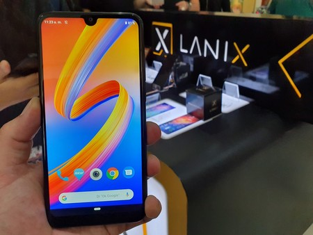 Lanix Ilium Alpha 5s Primeras Impresiones Mexico Pantalla
