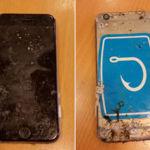 Apple trabaja para recuperar la información de un iPhone sumergido en el fondo del mar durante meses