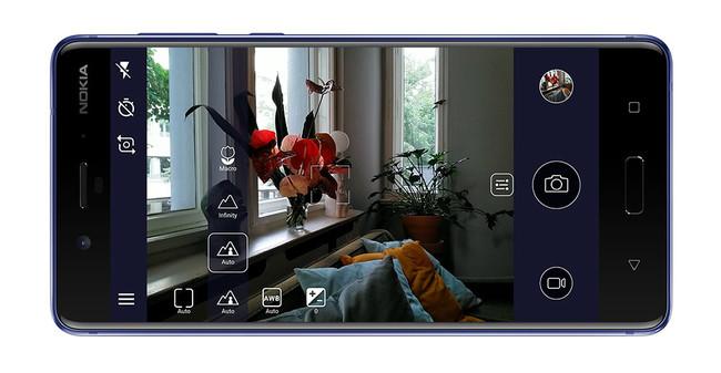 Nokia 8 Fotos