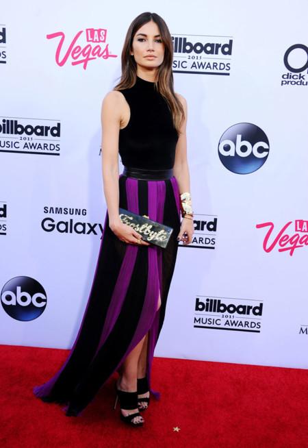 Lily Aldridge Billboard 2015