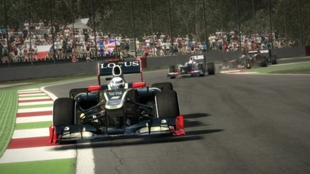 F1 2012 Kimi Raikkonen