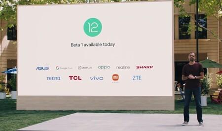 Android 12 Beta Dispositivos Compatibles
