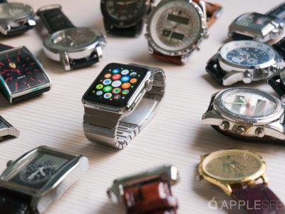 Esperamos un Apple Watch 2 con GPS, barómetro y mejor procesador. Conservador en aspecto