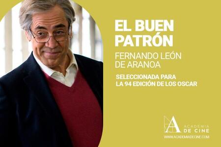 'El buen patrón' competirá por el Óscar: la Academia apuesta por la comedia de Fernando León de Aranoa y Javier Bardem para representar a España