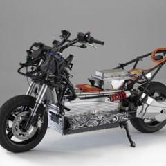 Foto 3 de 5 de la galería bmw-e-scooter en Motorpasión