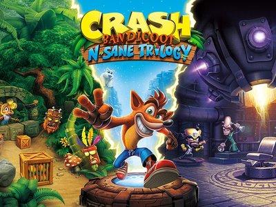 Crash Bandicoot N. Sane Trilogy elimina los easter egg de Naughty Dog en su versión para Nintendo Switch