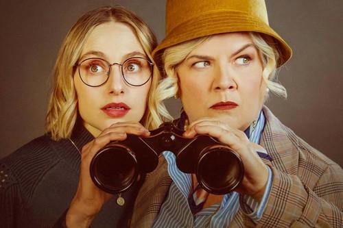 'Mapleworth Murders': la 'Se ha escrito un crimen' de Quibi es un desternillante regalo para los fans de 'Saturday Night Live'