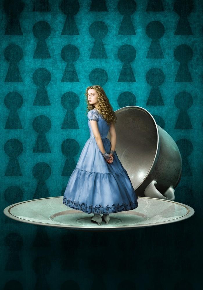 Foto de 'Alice in Wonderland', cartel y últimas imágenes de la película de Tim Burton (1/9)