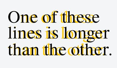 Haz que tus textos parezcan más grandes gracias a esta fuente que es idéntica a Times New Roman