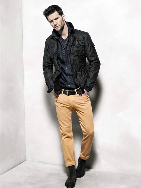 Foto de HE by Mango Lookbook Noviembre 2012 (7/20)
