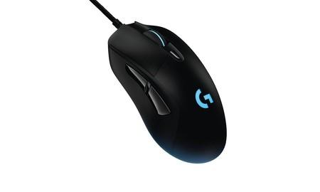 Logitech G402 Hyperion Fury FPS, un veloz raton gaming por sólo 44,99 euros en PcComponentes