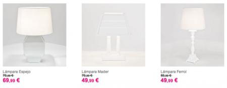 Lámparas de rebajas Zara Home