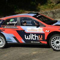 Franco Morbidelli, subcampeón del mundo de MotoGP, correrá la última cita del WRC con un Hyundai i20