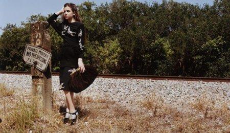 Campaña Miu Miu Otoño-Invierno 2011/2012: la niña de las mil caras
