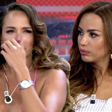 """El auténtico motivo por el que Samira Jalil y Cristini Couto están enfrentadas en 'La Casa Fuerte': """"viene de fuera"""""""