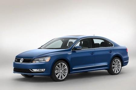 Auto Show de Detroit 2014: Volkswagen Passat BlueMotion Concept