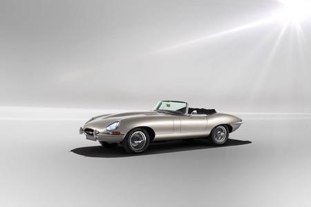 """Jaguar fabricará """"en serie"""" el primer coche eléctrico clásico, el E-Type Zero eléctrico"""