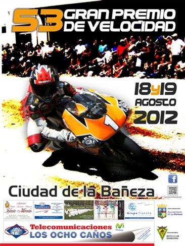 Cartel Bañeza 2012
