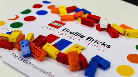 Lego Braille 6