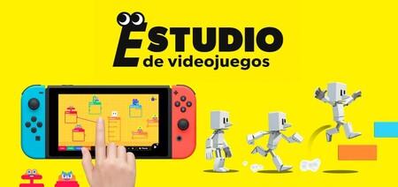 Estudio de Videojuegos contará con una edición física en Nintendo Switch a partir de septiembre