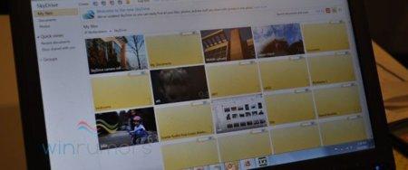 Microsoft prepara interfaz basada en HTML5 para Skydrive