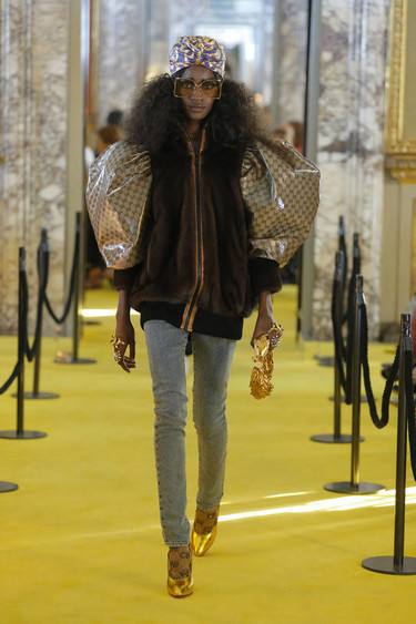Gucci sabe renovarse sin perder su espíritu en su nueva colección Resort 2018