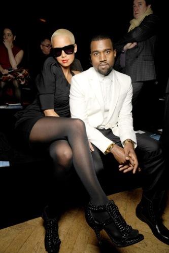 Los looks de Kanye West en la Semana de la Moda de París Givenchy