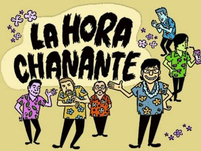 'La hora chanante', Nostalgia TV