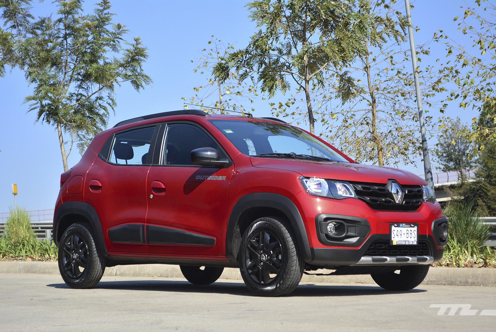 Renault Kwid (prueba)