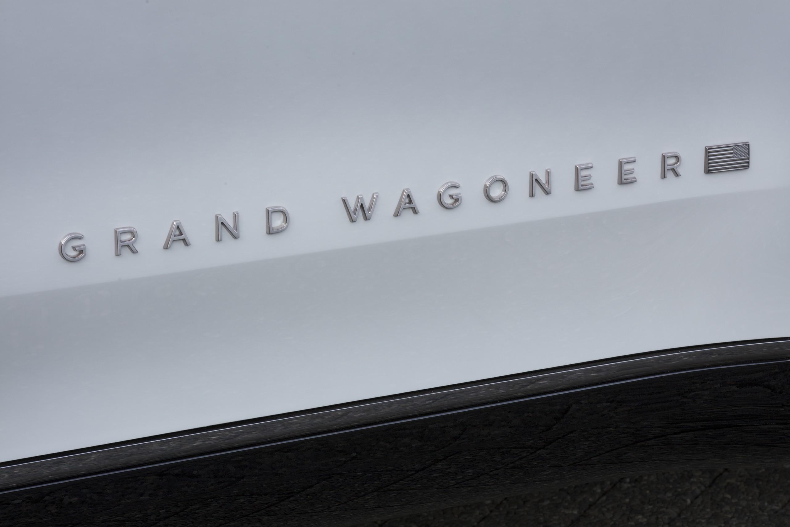Foto de Jeep Grand Wagoneer Concept (33/63)